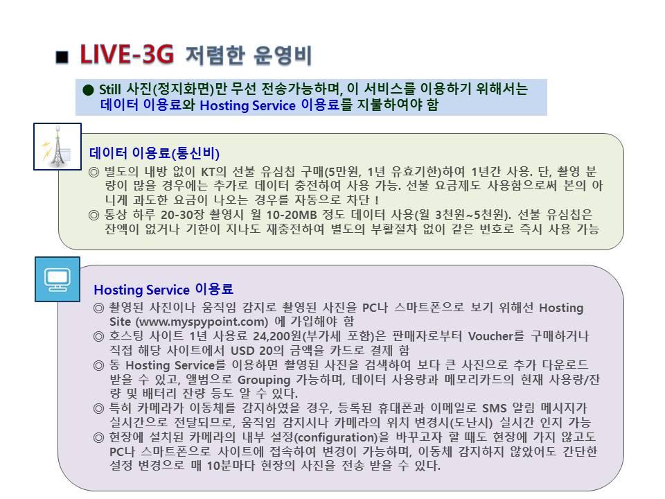 LIVE-3G 유지비.jpg